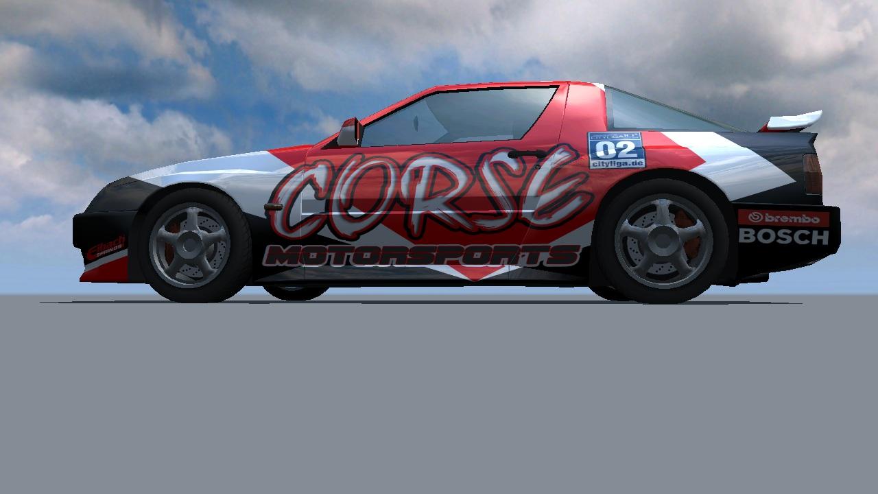 Corse Motorsports skin